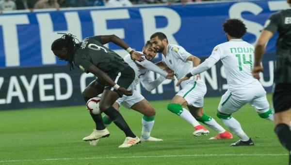 الاتحاد السكندري يتلقى هزيمة قاسية على أيدي الهلال السعودي بالبطولة العربية