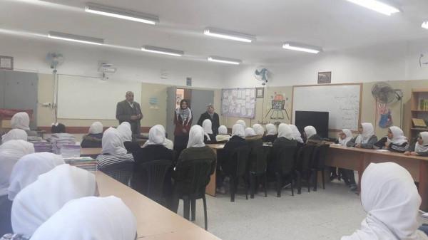 شبيبة قلقيلية تنظم محاضرة عن الشخصيات الوطنية الفلسطينية