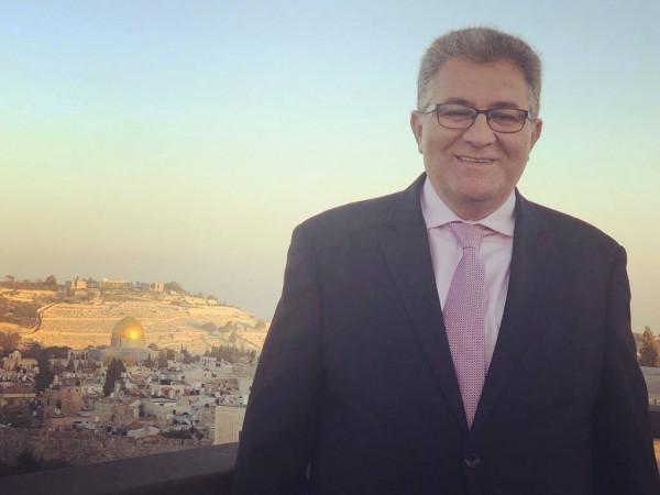 """اختيار أبو كشك لعضوية مجلس """"الأوقاف والشؤون والمقدسات الإسلامية"""" في القدس"""