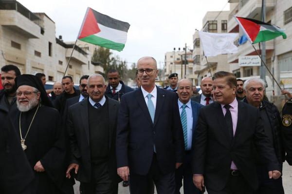 وزير الصحة: القدس مركز اهتمامنا