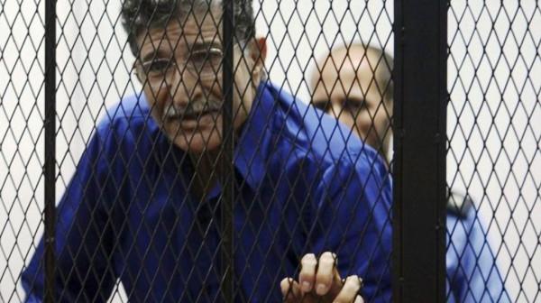 السلطات الليبية تفرج عن رئيس استخبارات القذافي