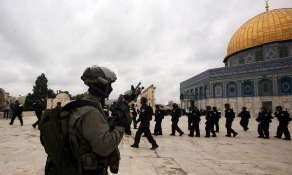 دعوات للنفير والتوجه إلى ساحات المسجد الأقصى المبارك