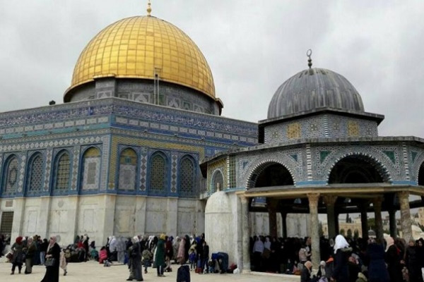 تجمع المؤسسات الحقوقية يُدين جريمة الاعتداءات المستمرة تجاه المسجد الأقصى
