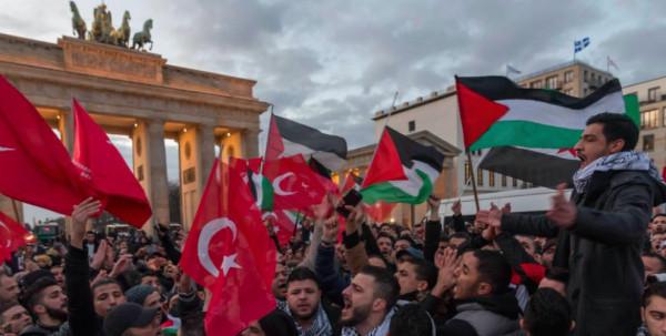 تركيا تتضامن مع المسجد الأقصى