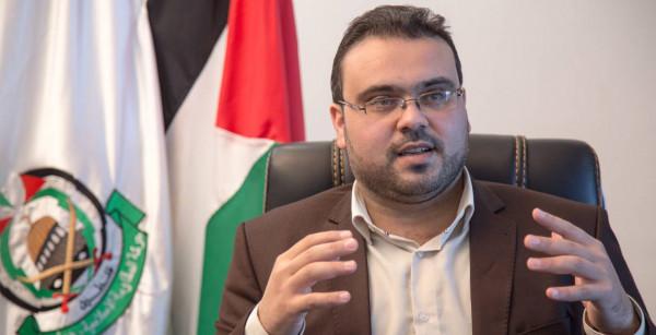 حماس: استمرار فتح باختطاف منظمة التحرير أهم أسباب الانقسام وانتهاك لاتفاقات المصالحة