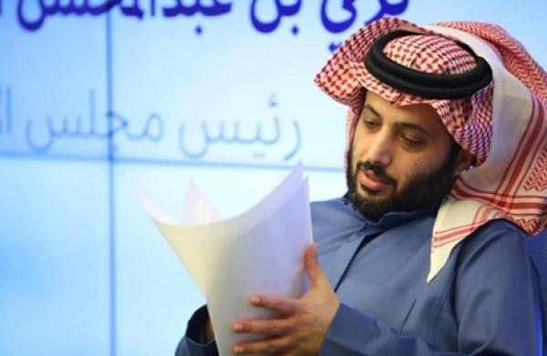 تركي آل الشيخ يتراجع عن انسحابه من الاستثمار الرياضي بمصر