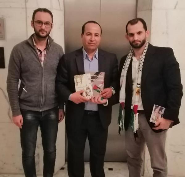 أشد يشارك في منتدى التواصل الفكري الشبابي العربي