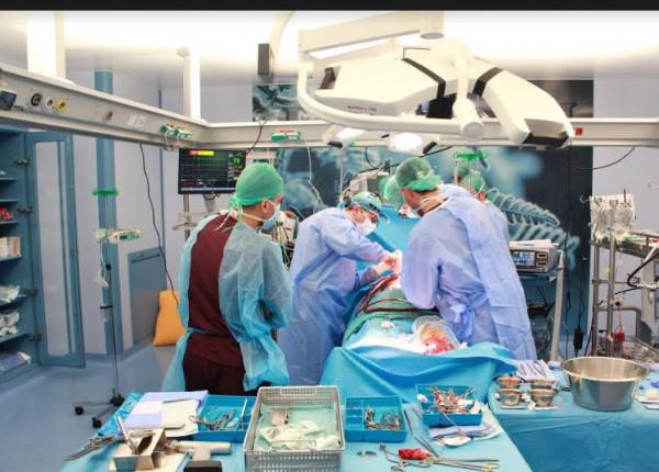 إدخال خدمة عمليات القلب المفتوح لمركز القلب والأوعية الدموية بجمعية بيت لحم