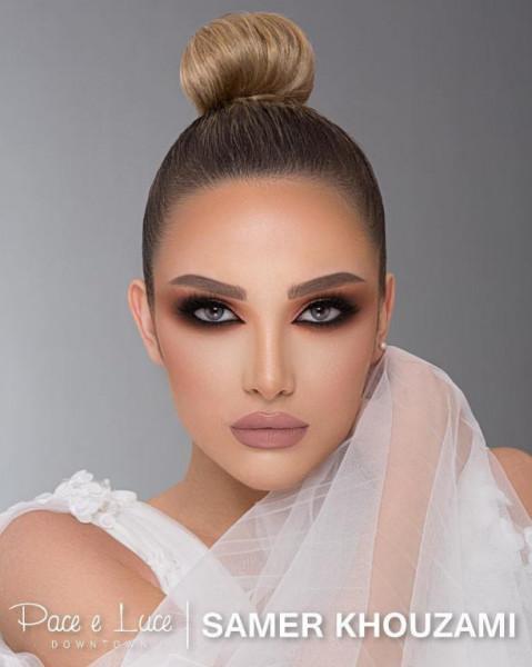 76e1da19510c3 مكياج عروس لبناني 2019 ناعم وبألوان مميزة