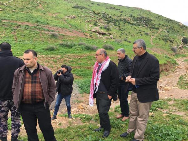 بشارات يؤكد التزام وزارة الزراعة بتجاوز العقبات والتحديات