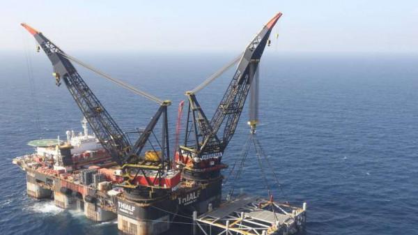إسرائيل تُعدل شروط التنقيب عن الغاز في البحر المتوسط