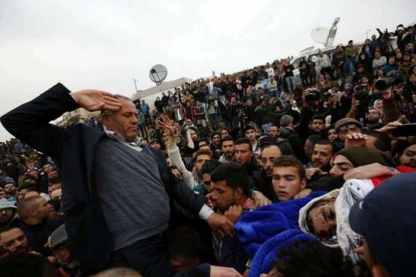 الذكرى الثانية لاستشهاد المُثقف والمُقاوم باسل الأعرج