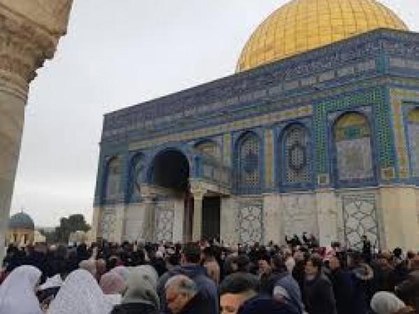 مجلس الأوقاف الإسلامية يدعو لصلاة حاشدة في الأقصى الجمعة المقبلة