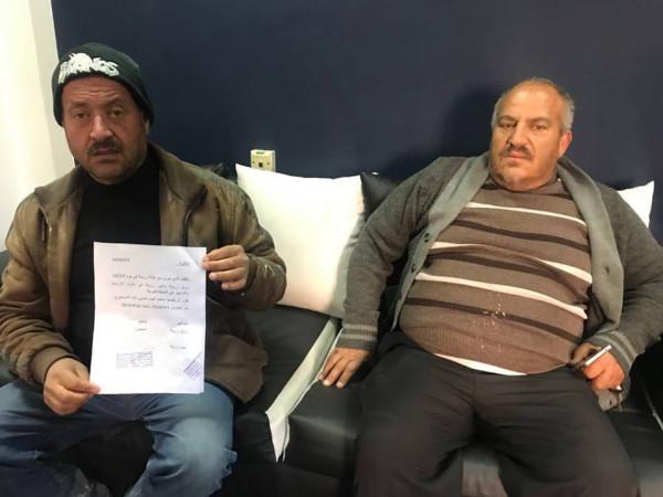 سلطات الاحتلال تواصل حملة الاستهداف لمنطقة بير عونة في مدينة بيت جالا