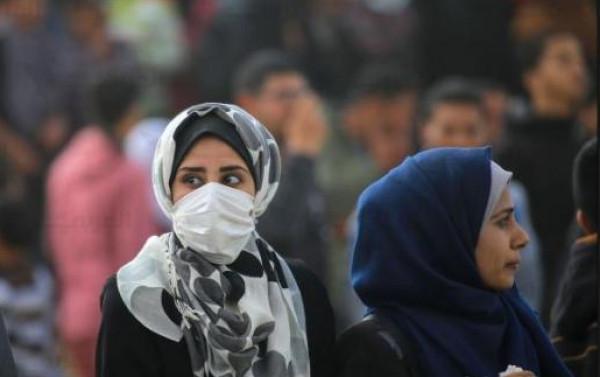"""الفلسطينيون يتوافدون إلى شرقي قطاع غزة للمشاركة في """"جمعة المرأة"""""""