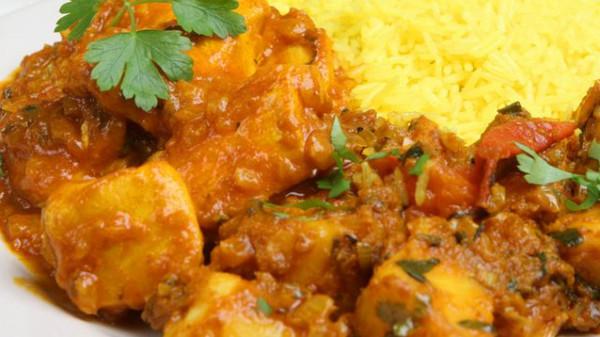 ايدام هندي بالدجاج والبطاطس