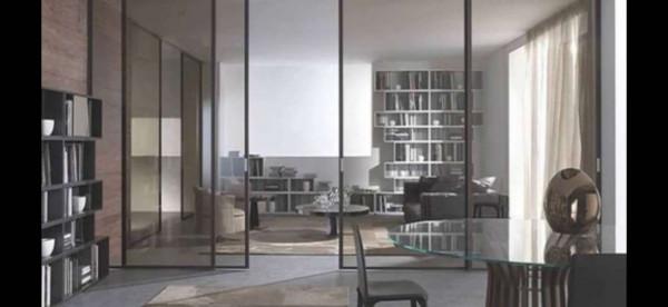 أبواب الزجاج لمساحات أوسع في منزلك