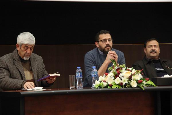 جامعة فلسطين الأهلية تستضيف الروائي مهند الصباح