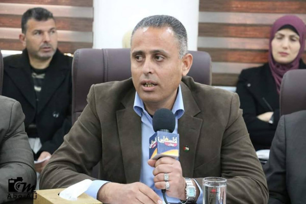 المجدلاوى يطالب بحماية الأسرى نتيجة الاستهتار بحياتهم من قبل إدارة السجون