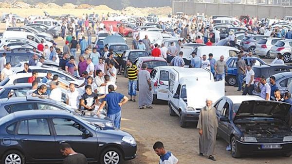 حملة في مصر تدعو لعدم شراء السيارات