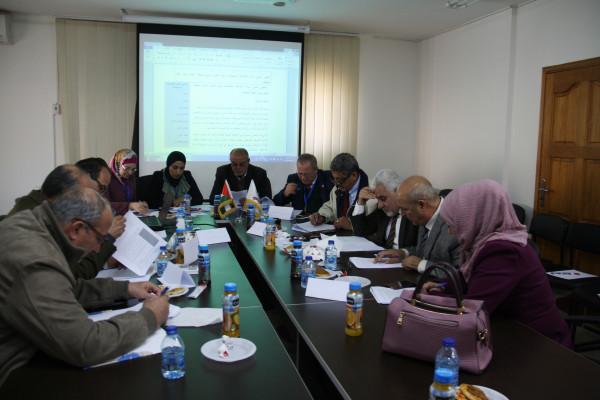 مكافحة الفساد تنظم سلسلة إجتماعات لإعداد محاور الإستراتيجية الوطنية الثالثة لمكافحة الفساد