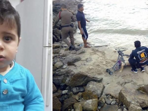 تفاصيل جديدة في الجريمة التي هزت تايلاند.. أردني ربط طفله بعربة ورماه في البحر