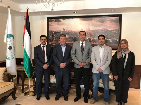 توقيع مذكرة تفاهم بين جامعة بوليتكنك فلسطين والوكالة الفلسطينية للتعاون الدولي