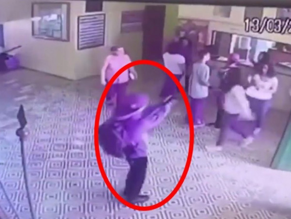 شاهد: مجزرة تهز البرازيل.. قتل جماعي في مدرسة