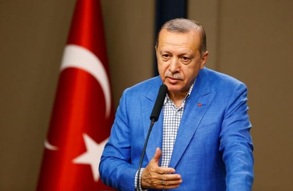 أردوغان يُهاجم السيسي