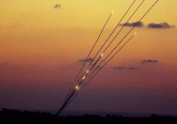 ماذا علق قادة الاحتلال على اطلاق الصاروخين تجاه تل أبيب؟