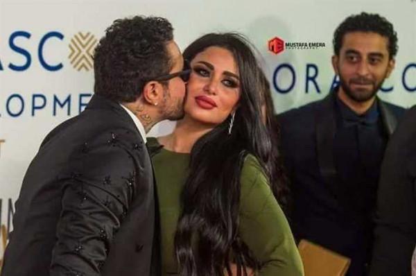 زوجة أحمد الفيشاوي تخطف الأنظار بلوك جديد مُختلف تماماً