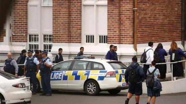قتلى وجرحى في إطلاق نار داخل مسجدين في نيوزيلندا