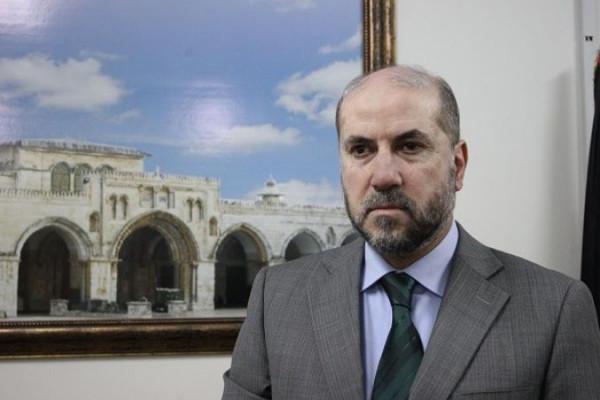 """الهباش:حماس أرسلت رسالة لأهل غزة بـ """"إما أن نحكمكم أو حرب ضروس مدمرة"""""""