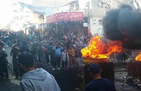 تعليقاً على الحراك الشعبي بغزة.. حماس تهاجم السلطة الفلسطينية