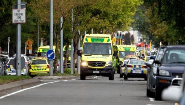 """""""الخارجية"""" تدين الاعتداء الإرهابي في نيوزيلندا"""