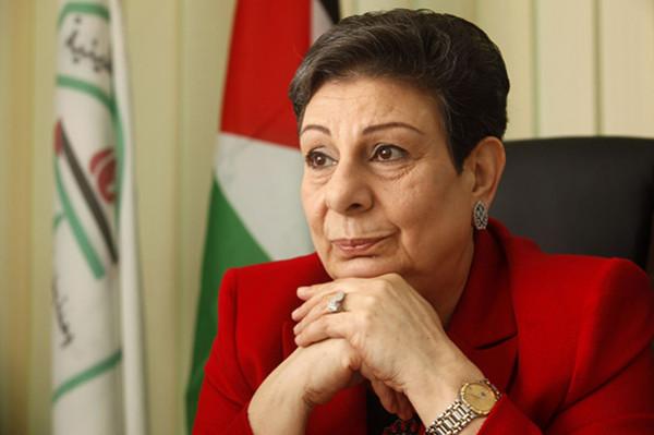عشراوي: اعتداء الأجهزة الأمنية على أبناء شعبنا بغزة مستهجن شعبياً ووطنياً