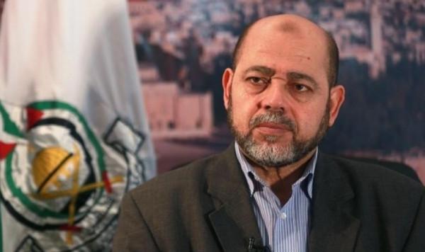 أبو مرزوق للجهاد الإسلامي: وصلني عتابكم ولا أريد تصعيداً في غزة