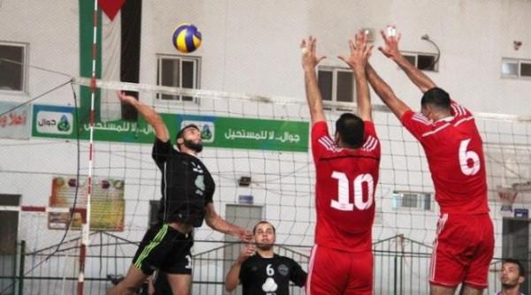 كرة الطائرة.. اتحاد الشرطة يفجر أولى المفاجآت ونماء يجتاز المجمع