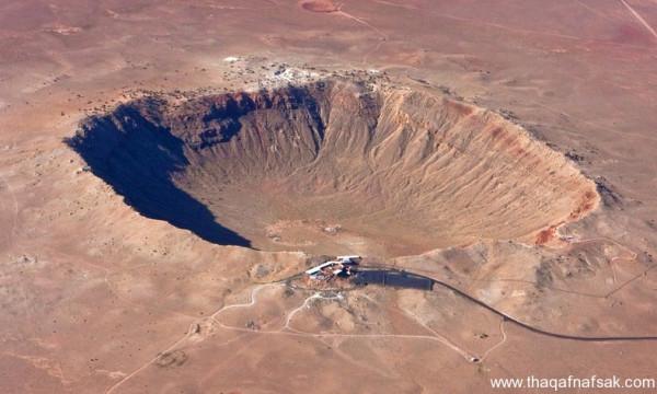 عام 1851.. اكتشاف أكبر نيزك وقع على سطح الأرض