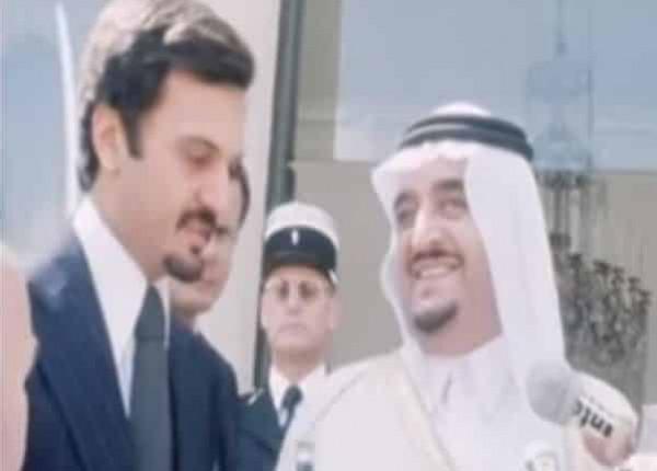 فيديو نادر.. الملك فهد في زيارة لفرنسا عام 1977 يتحدث عن حق الشعب الفلسطيني