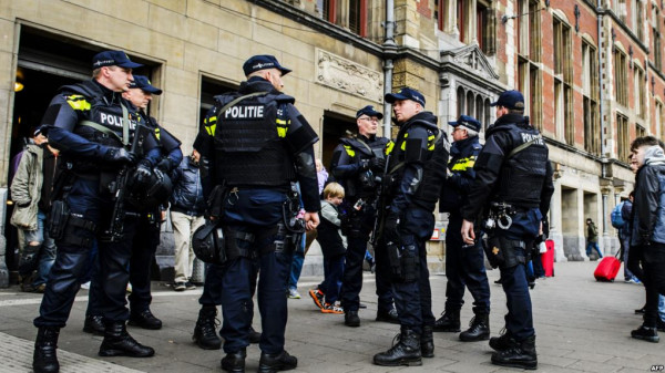 قتيل وإصابات في عملية إطلاق نار في مدينة أوتريخت الهولندية