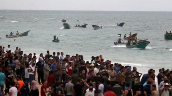 الجبهة الشعبية تُقاطع المسير البحري على خلفية أحداث غزة