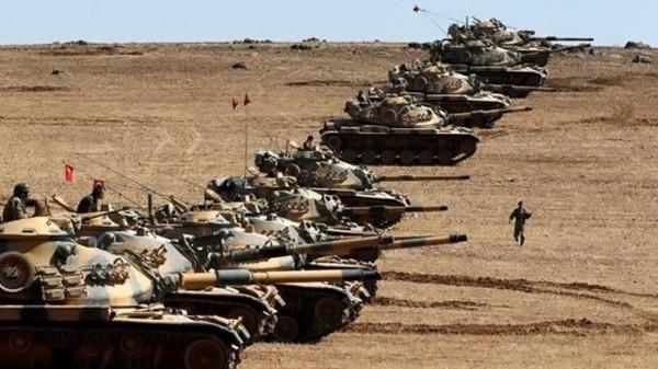 عملية مشتركة بين الجيشين التركي والإيراني ضد الأكراد بالعراق