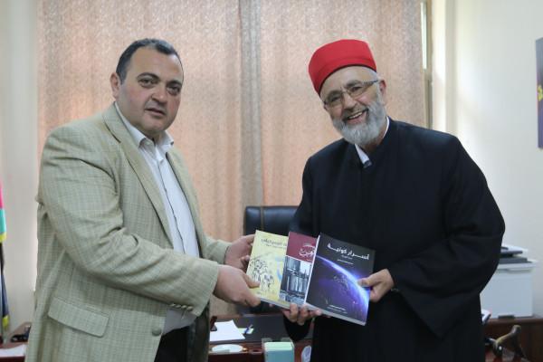 خضوري والمتحف السامري ينظمان ندوة تعريفية بالطائفة السامرية في فلسطين