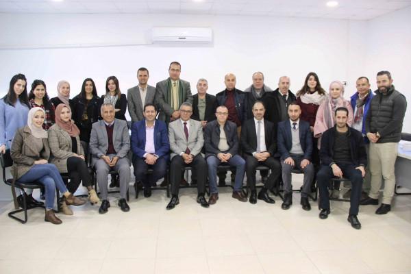 جمعية التنمية المجتمعية والتعليم المستمر تعقد اجتماع هيئتها العامة السابع