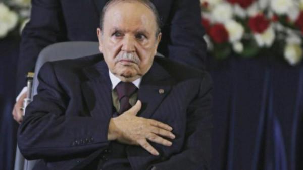 بوتفليقة: الجزائر ستُغير نظامها السياسي