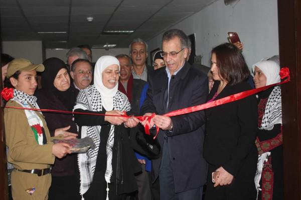 مكتب المرأة الحركي ينظم احتفالاً مركزياً بدمشق بذكرى يوم المرأة العالمي
