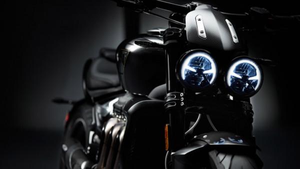 """بأكبر محرك دراجات في العالم.. """"ترايمف"""" تكشف عن روكيت TFC النادرة"""
