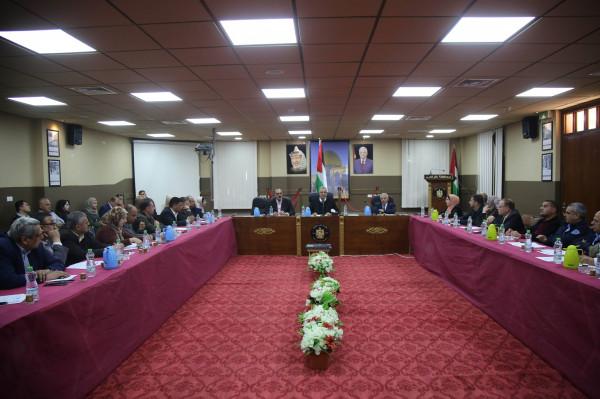 تنفيذي محافظة طولكرم يستنكر قمع الحريات في قطاع غزة