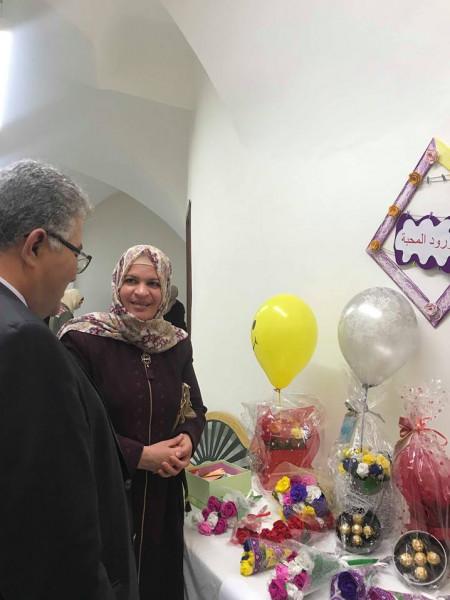 """مركز دراسات القدس في جامعة القدس يفتتح معرض """"القدس توحدنا"""""""